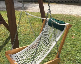 Single Rope Porch Swing