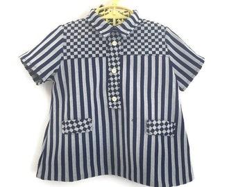 Vintage Baby Dress, Baby Dress, Baby Girl Dress, Baby Girl Vintage, Retro Baby Dress, 70s Baby Dress