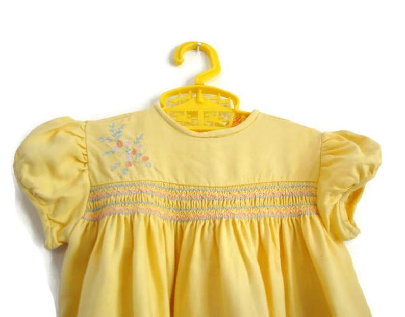 Vintage Baby Dress Summer Baby Dress Baby Dress