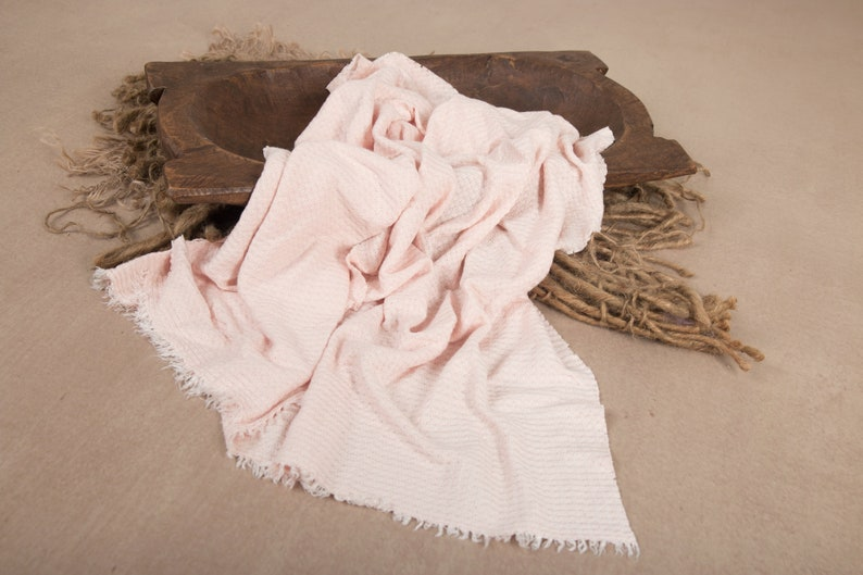 for Newborn Photography Stretchy Knit Fabric Wrap Long Soft Shell