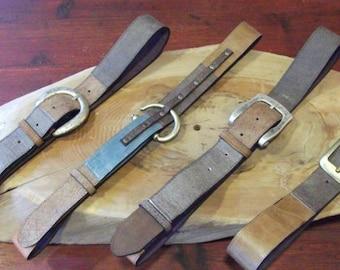 Leather Belt-Handmade Leather Belts, Accessories for Men, Mens Belts, Belts, Mens Black Belt, Custom Belts, Mens Brown Belt, Suede Belt,