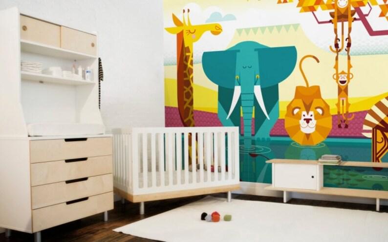 Eglue - 14 papiers peints design pour votre intérieur - La minute déco