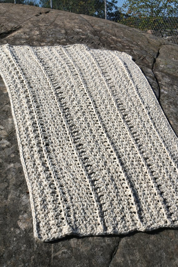 Crochet Blanket Pattern Beyond Borders Easy Crochet Afghan Etsy
