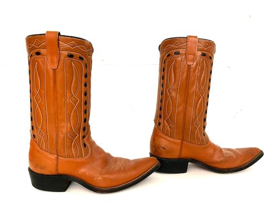 Vintage Cowboy Boots - image 4