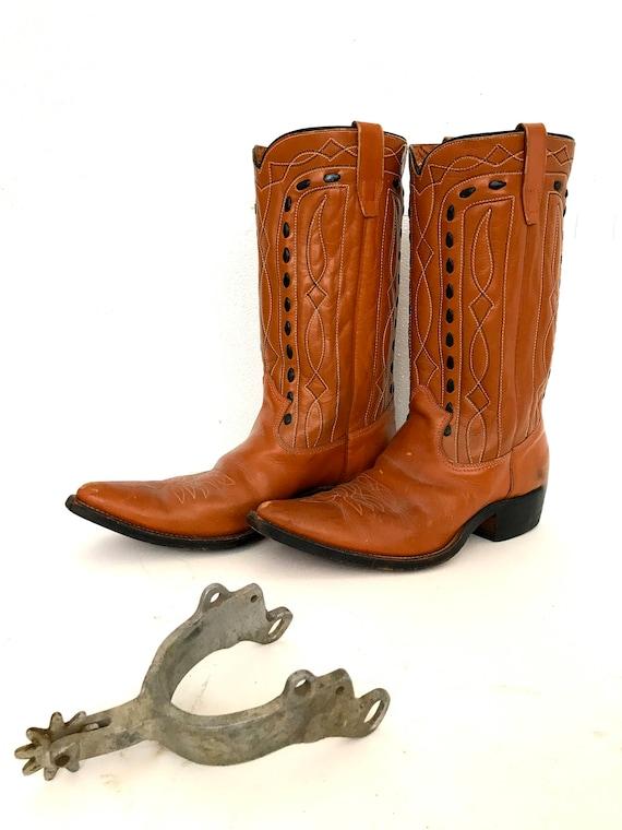 Vintage Cowboy Boots - image 2