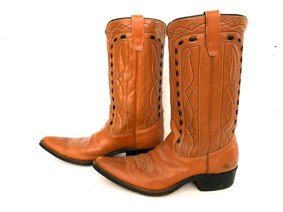Vintage Cowboy Boots - image 3