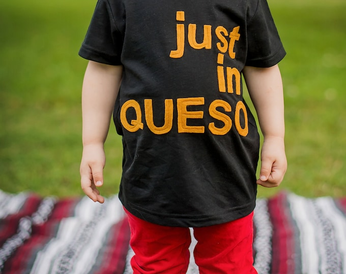 "Swanky Shank ""Just In Queso"" Tee"