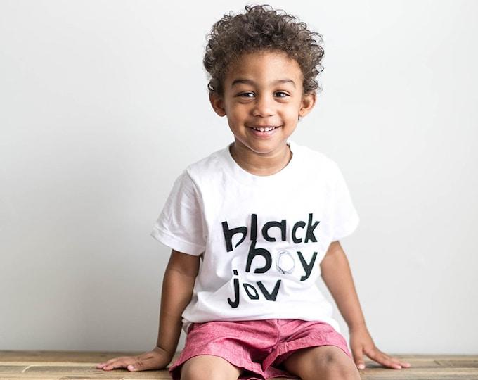 """Swanky Shank """"Black Boy Joy"""" Bodysuit or Tee"""