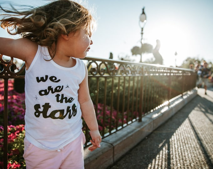 """Swanky Shank """"We Are The Stars"""" Tank, Tee or Bodysuit"""