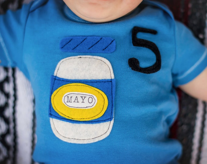 "Swanky Shank ""Mayo to the Fifth Power"" Cinco de Mayo Tee"