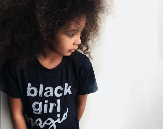 "Swanky Shank ""Black Girl Magic"" Tee"