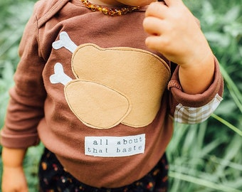 READY TO SHIP Friendsgiving Shirt | All About that Baste | Friendsgiving | Turkey Shirt | Turkey Shirt Kids | Turkey Shirt Baby