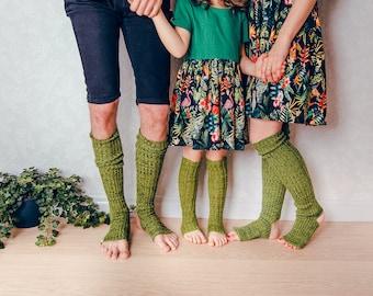 Family Sock Set / Yoga Socks / Family Gift / Gift Set / Christmas Family Gift