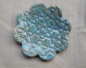 Multi-Purpose Turquoise Ceramic Little Dish