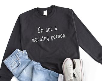 Cute But Psycho Sweatshirt Viral Tumblr Slogan Gift Fashion Unisex Jumper Top
