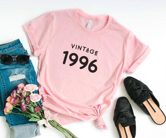 23rd Birthday Gift For Her Birthday Shirt Women Graphic