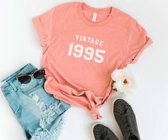 23rd Birthday Gift For Her Shirt Women Graphic Tee