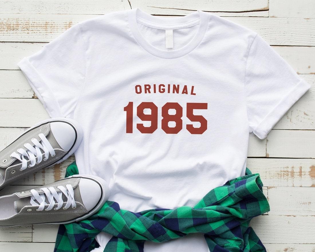 33. Geburtstag Shirt Tshirt Geschenk Frauen Grafik-Tees   Etsy