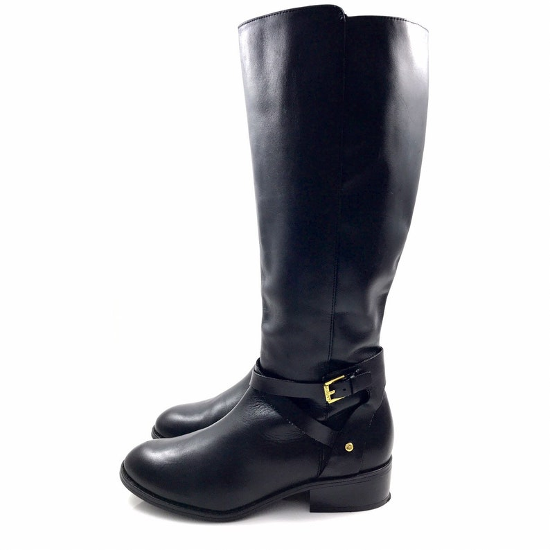 7b7fcdadf7759 Vintage equestrian riding boots by RALPH LAUREN