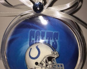 Indianapolis colts ornament