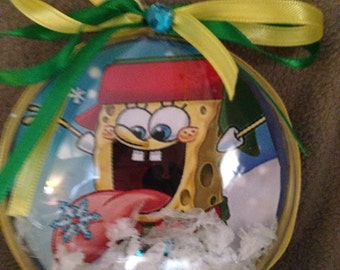 Spongebob ornaments