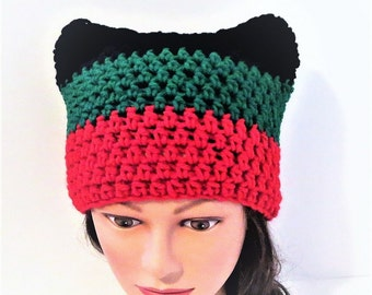 a8af1f6002a Pan African Cat Hat