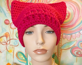 Women's Cat Hat