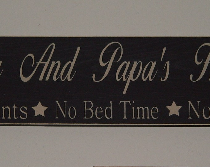 Mother in Law Gift, Custom Wooden Signs, Grandparent Gifts, Gift for Mom, Grandparents Sign, Grandma Gift, Grandmother Gift, Nana Gift, Papa