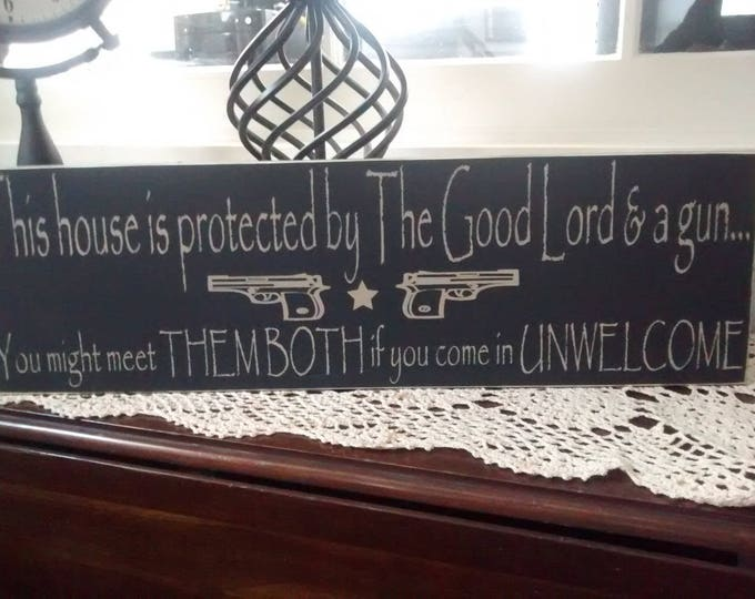 Christmas gift for Dad, Gun Lover Gift, Gift for Dad, Mens Gift, 2nd amendment sign, gun gifts for men, funny gift for him, husband gift