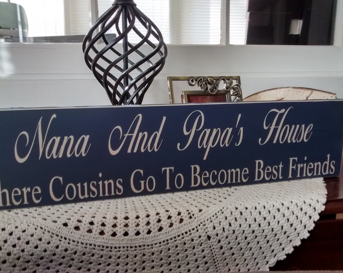 Pregnancy Reveal to Grandparents, Grandma and Grandpa Sign, Grandparents Sign, Grandmother Gift, Sign, Grandfather Gift, Grandparents to be