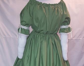 DDNJ Choose Fabrics Underbust Corset w Tabs Renaissance Plus Custom Made ANY Size Goth Fairy Gypsy LARP Victorian Cosplay Halloween Pirate