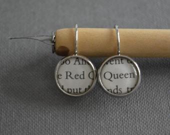 Red Queen Earrings