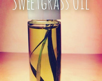 Sweetgrass Oil Roll On