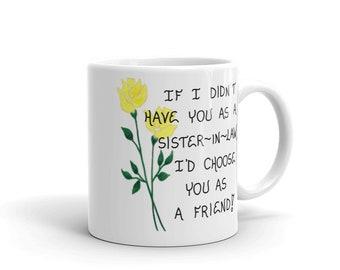 Mug for Sister-in-Law
