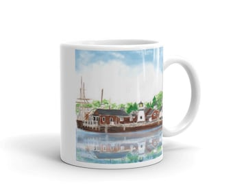 Mug - Mystic Harbor