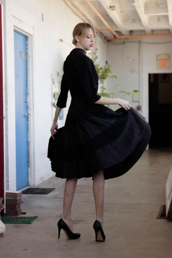 Beautiful 40s/50s Party/dancing dress! XS/S - image 5