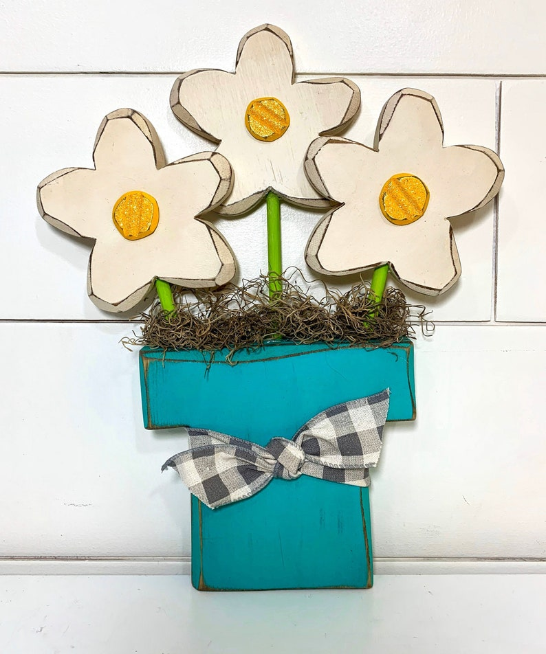 Wood Flowers  Wooden Flowers  Mother's Day Gift  image 0