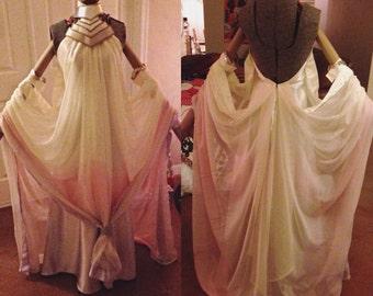 Padme Amidala Lake Dress Star Wars Cosplay