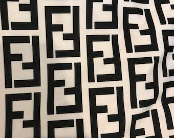 Designer Fabric Etsy