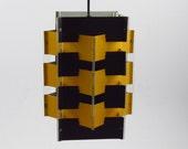 Anvia pendant light, hanging lamp by J J M Hoogervorst for Aniva Holland