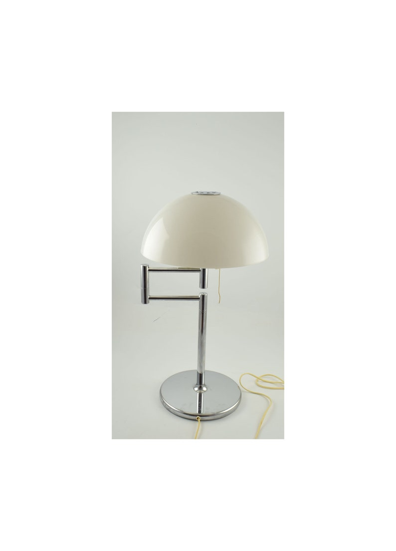 Very heavy 1960s Table Lamp by Staff image 0