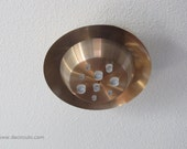 Raak amsterdam design ceiling light b 1243 can also be used as pendant lamp 1960s