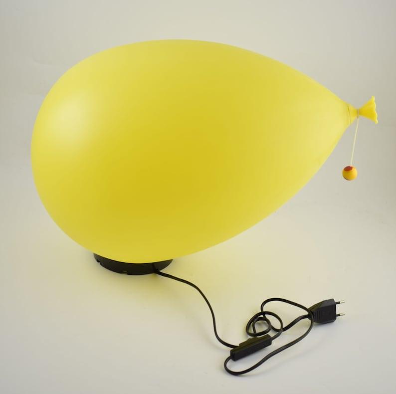 Yellow balloon Table lamp XXL image 0