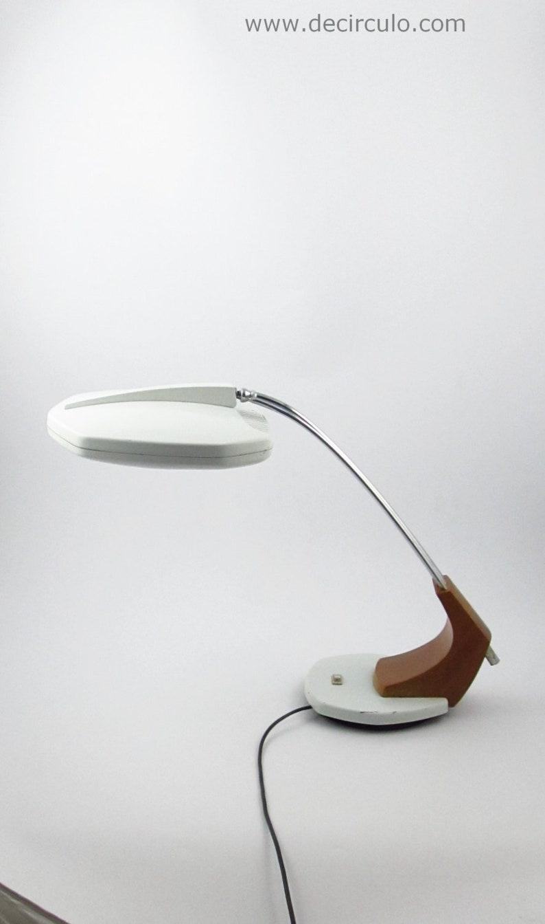 Fase desk lamp Spanish design Table lamp from the 1960s model image 0