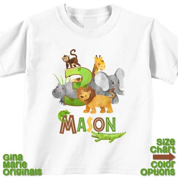 Papillons #1 Personnalisé Enfant T-Shirt