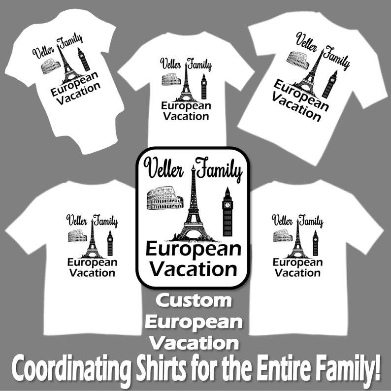 Baby T Shirt BodysuitEtsy Shirts European Custom Vacation Family 0nvmNO8w