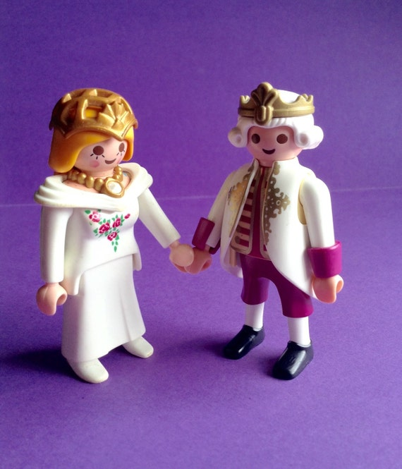 The Royal Wedding Bride   Groom Playmobil Geobra wedding  554e04260cde