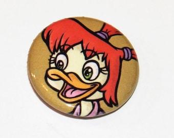 Gosalyn Mallard 1 inch Button