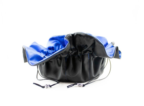 Satin Drawstring Jewelry Bag Pick Your Custom Color  bb3ea672665be