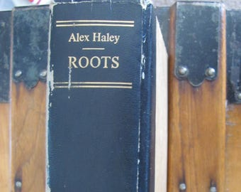 Vintage Roots Book by Alex Haley